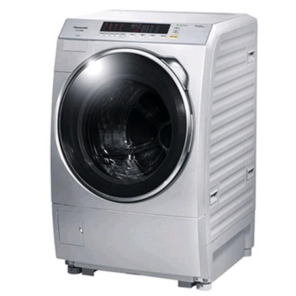 【首下載APP送$100】Panasonic 國際牌 NA-V130DW-L 滾筒式洗衣機 13KG