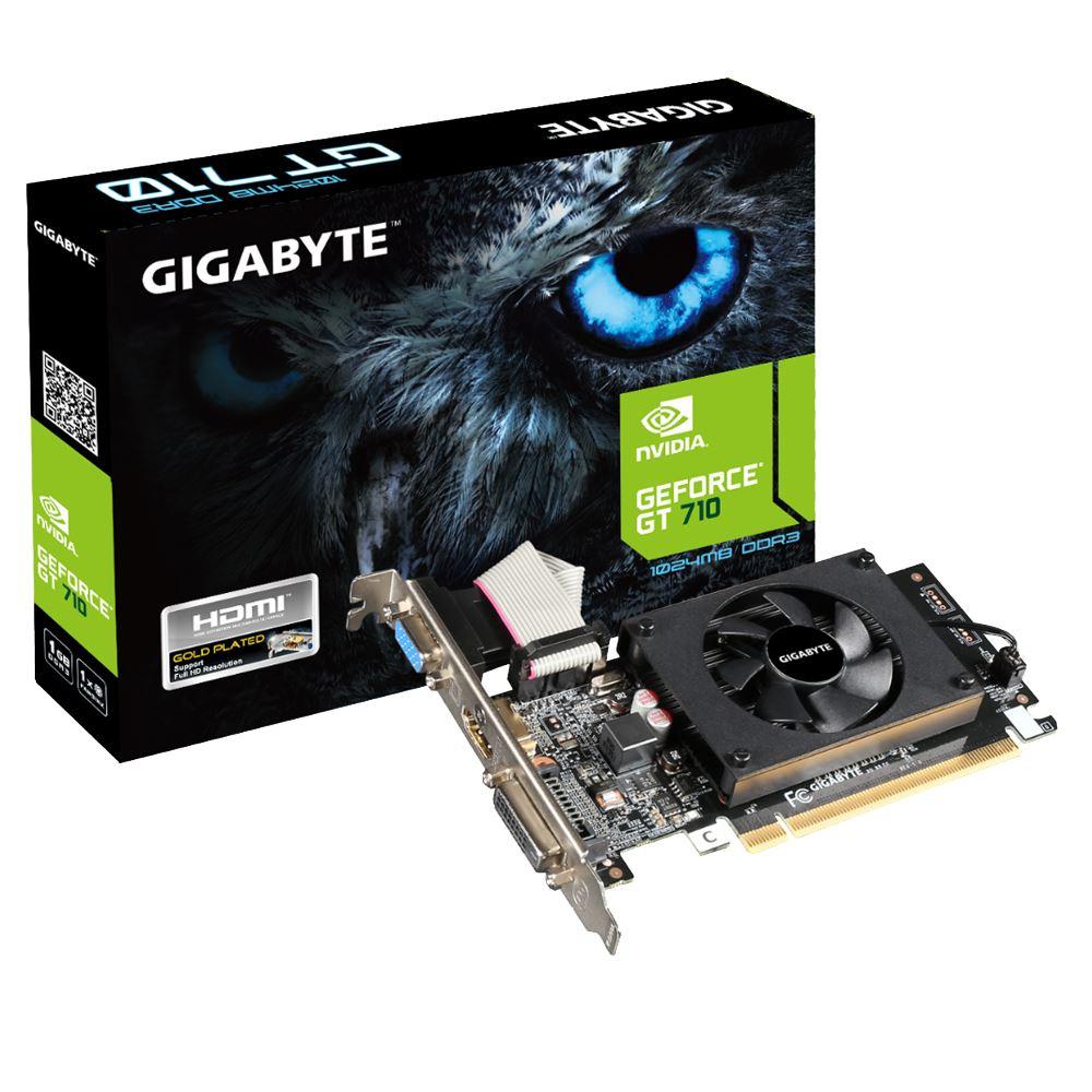 【首下載APP送$100】Gigabyte 技嘉 N710D3-1GL 顯示卡 (GV-N710D3-1GL)