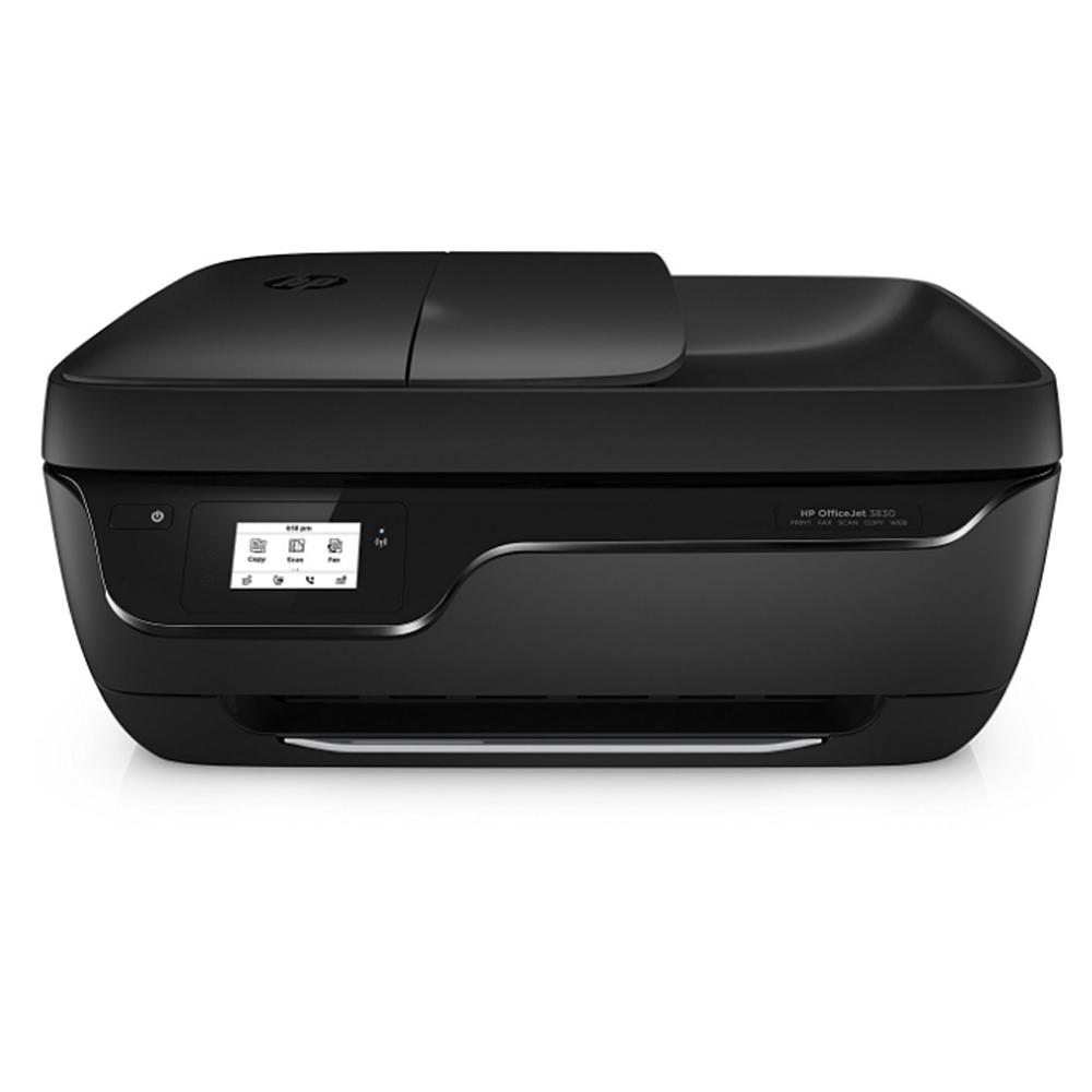 【首下載APP送$100】HP 惠普 Officejet 3830 (F5R95A) 雲端無線多功能傳真複合機