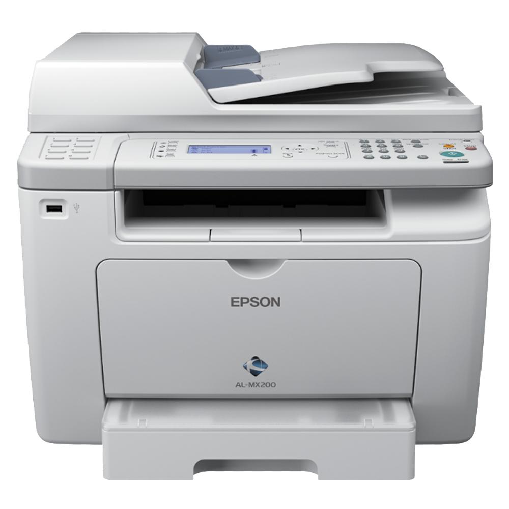 【首下載APP送$100】EPSON 愛普生 AL-MX200DNF 多功能網路傳真雷射印表機