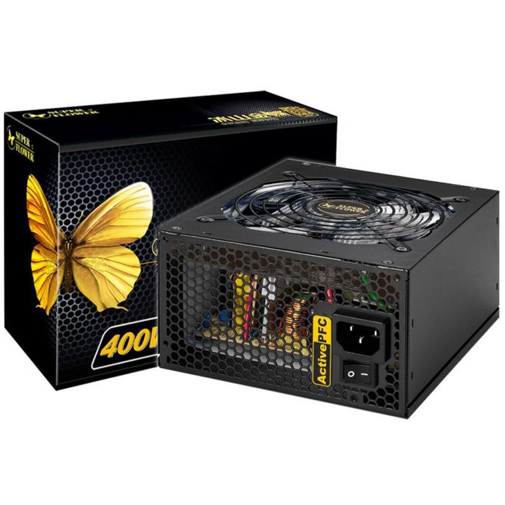 【首下載APP送$100】Super Flower 振華 冰山金蝶 400W 80+金牌 電源供應器