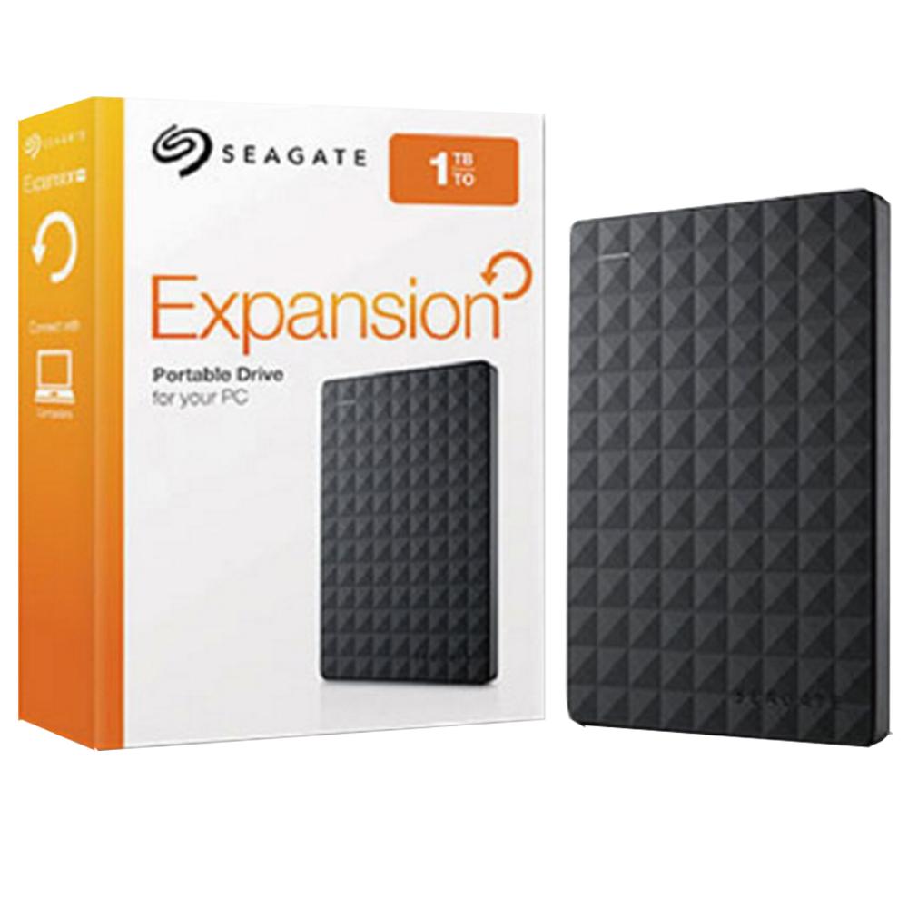 【首下載APP送$100】Seagate 希捷 新黑鑽 1TB USB3.0 2.5吋外接行動硬碟