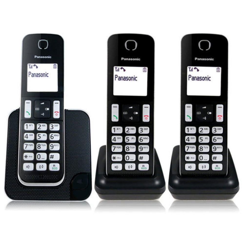 【首下載APP送$100】Panasonic 國際牌 KX-TGD313 TW DECT數位無線電話 子母機