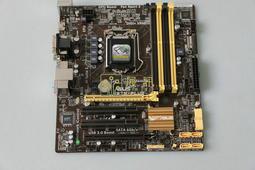 庫存華碩 H87M-PLUS H87 1150主機板 支持I3 4160 I5 4590 CPU