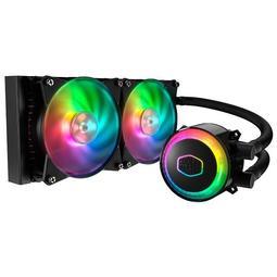 【子震科技】騰 Cooler Master 酷馬 MasterLiquid ML240R RGB水冷散熱風扇(附控制器)