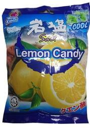 BF薄荷岩鹽檸檬糖138g