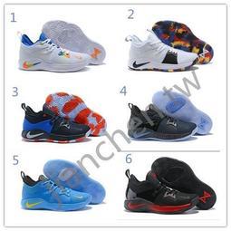 2018新款籃球鞋 Nike籃球鞋 Paul George PG2 id 保羅 喬治2 籃球鞋 40-46