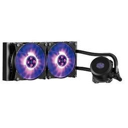 【太極數位】騰 Cooler Master 酷馬 MasterLiquid ML240L RGB水冷 (內附簡易控制器)