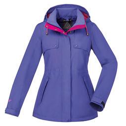 歐都納 Atunas GORE-TEX 單件式外套 防水外套 A-G1718W 藍紫色 經典款 ☆?°小荳の窩 °?☆㊣