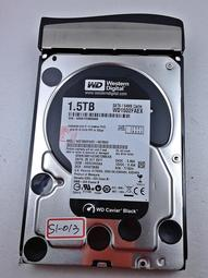 【冠丞3C】西部數據 WD 1.5T 黑標 3.5吋 SATA 硬碟 HDD WD1502FAEX S1-013