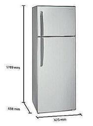 【屏東里港德高電業行】Panasonic 393公升 2門變頻冰箱 NR-B406TV 實體店面