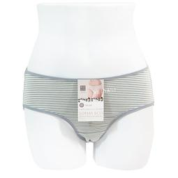 LOHAS 樂活人生 有機棉+英國莫代爾棉 中高腰 內褲 MIT台灣製 3件組 $390元  M-Q
