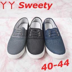 ☆(( 丫 丫 Sweety )) ☆。大尺碼女鞋。透氣網狀洞洞休閒鞋40-44(F83)下標時以即時庫存為主