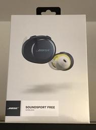 現貨 BOSE SoundSport Free 真無線藍芽耳機 防水防汗 運動耳機