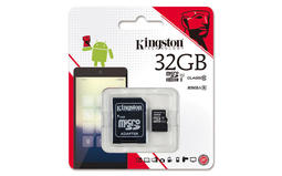 80m~SDCS/32GB U1金士頓 Micro SDHC CL10 UHS-I 32G kingston非創見