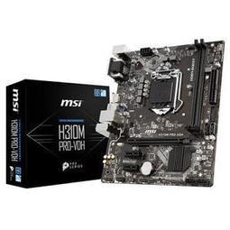 微星B360M PRO-VDH Intel 1151主機板