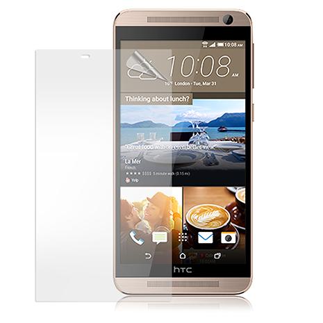 【VXTRA】宏達電 HTC One E9 / E9+ 雙卡機 共用 高透光亮面耐磨保護貼