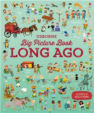 My Big Picture Book of Long Ago