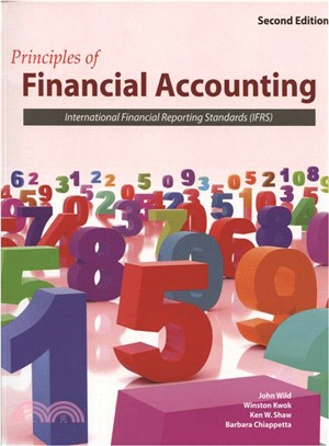 Principles of Financial Accounting IFRS (Chapter 1-17)