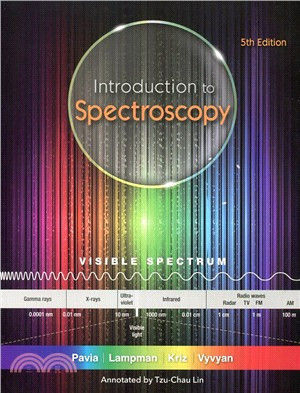 Introduction to Spectroscopy 5/e 有機光譜學