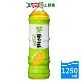 統一茶裏王-日式綠茶(無糖)1250ml