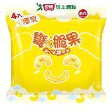 乖乖彎脆果-煉乳玉米52g*4入
