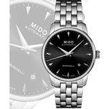 MIDO Baroncelli 尊爵紳士機械錶-鋼帶 M86004181
