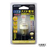 【太星電工】MAXSTAR LED節能環保無罩燈泡 8LED/E12/1W