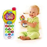【Vtech】寶寶音樂學習手機