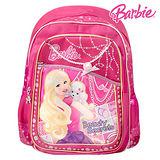 【芭比 】Barbie 繽紛護脊書包B