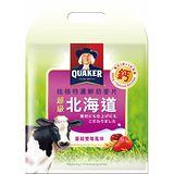 桂格超級北海道特濃鮮奶麥片蔓越雙莓30g*10入/袋