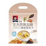 桂格超級無糖穀珍 - 黃金穀珍 30g*10入/ 袋