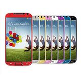 SKINPLAYER Aluminize 鋁框鏡面保護貼 for Galaxy S4 I9500