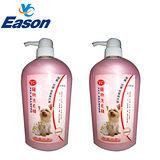 【YC】寵物洗毛精(驅蟲抗菌-成、幼、犬、貓適用) 1000ml x 2瓶