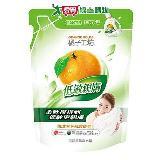 橘子工坊潔淨濃縮洗衣精補充包1500ml