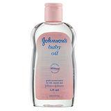 進口Johnsons 嬰兒潤膚油125ml