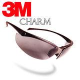 3M CHARM 魅惑摩卡超質感運動眼鏡