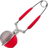 《MASTRAD》3in1濾茶器(紅)