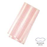 任選 【MARNA】兔尾毛沐浴巾(粉)