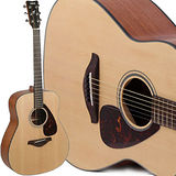 【YAMAHA】標準桶身 平光 單板 民謠吉他 木吉他(FG700MS)