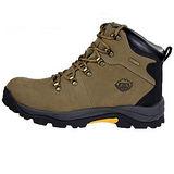 雪松RAN(CEDAR)款127棕色(KINGTEX全防水)男女鞋情侶鞋專櫃正品防水防滑厚真牛皮戶外鞋登山鞋露營鞋