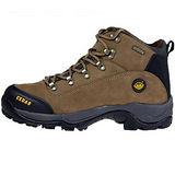 雪松RAN(CEDAR)款102K深咖(KINGTEX全防水)男女鞋情侶鞋專櫃正品防水防滑厚真牛皮戶外鞋登山鞋露營鞋