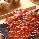軒記-台灣肉乾王 蒜味金薄豬肉乾 100g(任選館)