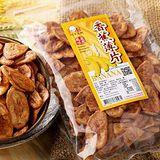 黃粒紅 味覺香蕉薄片-焦糖味 150g*5包組