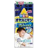 滿意寶寶晚安褲-男XXL(22片/包)
