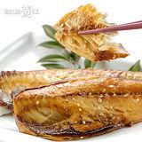 【買一送一】頂級挪威鯖魚2入裝(180-200g/片)