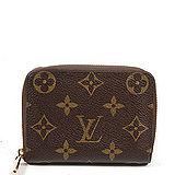 Louis Vuitton M60067 經典格紋信用卡拉鍊零錢包 預購