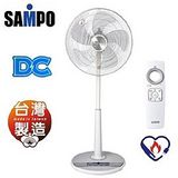 『SAMPO』☆聲寶 14吋ECO智能溫控DC節能風扇 SK-FC14DR / SKFC14DR