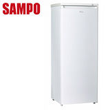 SAMPO聲寶 182公升直立式冷凍櫃(SRF-180S)送KUMAMON玻璃儲物罐