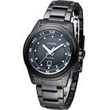 星辰 CITIZEN Eco-Drive 日系百搭時尚腕錶 FE1104-55E